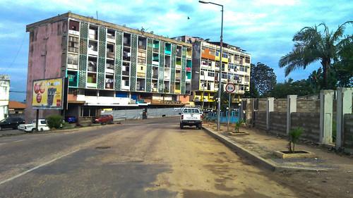 Cabinda city