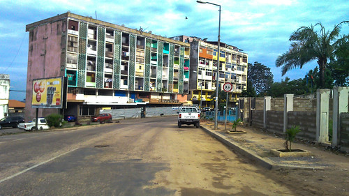Ville de Cabinda