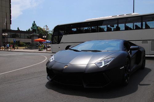 Lamborghini rentals Val dIsere