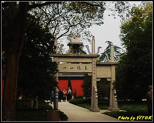 杭州 西湖湖畔的錢王祠 - 017