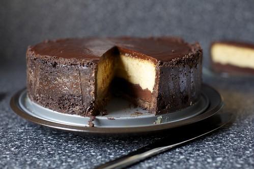 chocolate peanut butter cheesecake | smitten kitchen