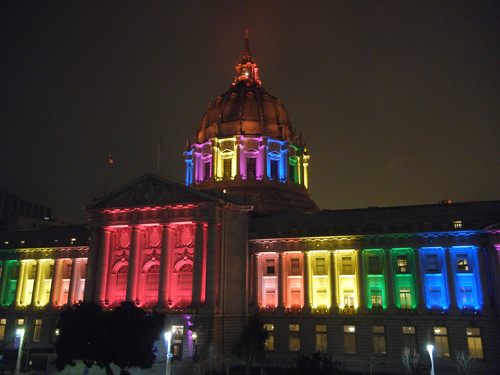 DSCN7914 _ 10th Anniversary of Same-Sex Marriage, 12 February 2014, San Francisco City Hall
