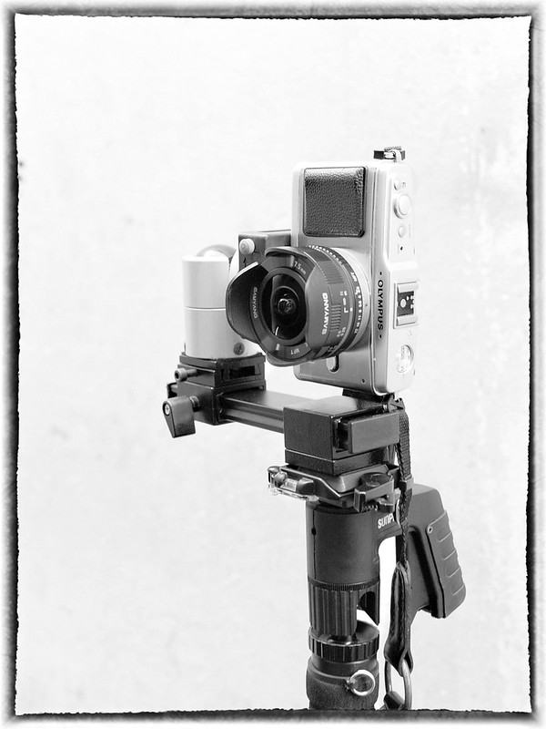 Samyang 7,5 mm - Olympus EP1 - Riel Alden