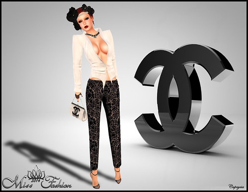 Miss Fashion 2014 - Round 2 - Caprycia Resident by ♕VeraWangMF2014♕