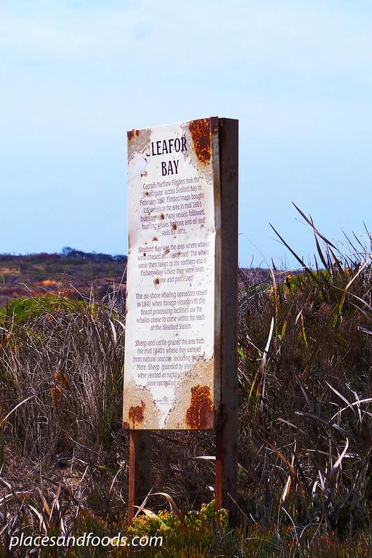 sleaford bay notice
