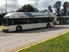 "2013 New Flyer XN40 ""Xcelsior"" MARTA Bus# 1404"