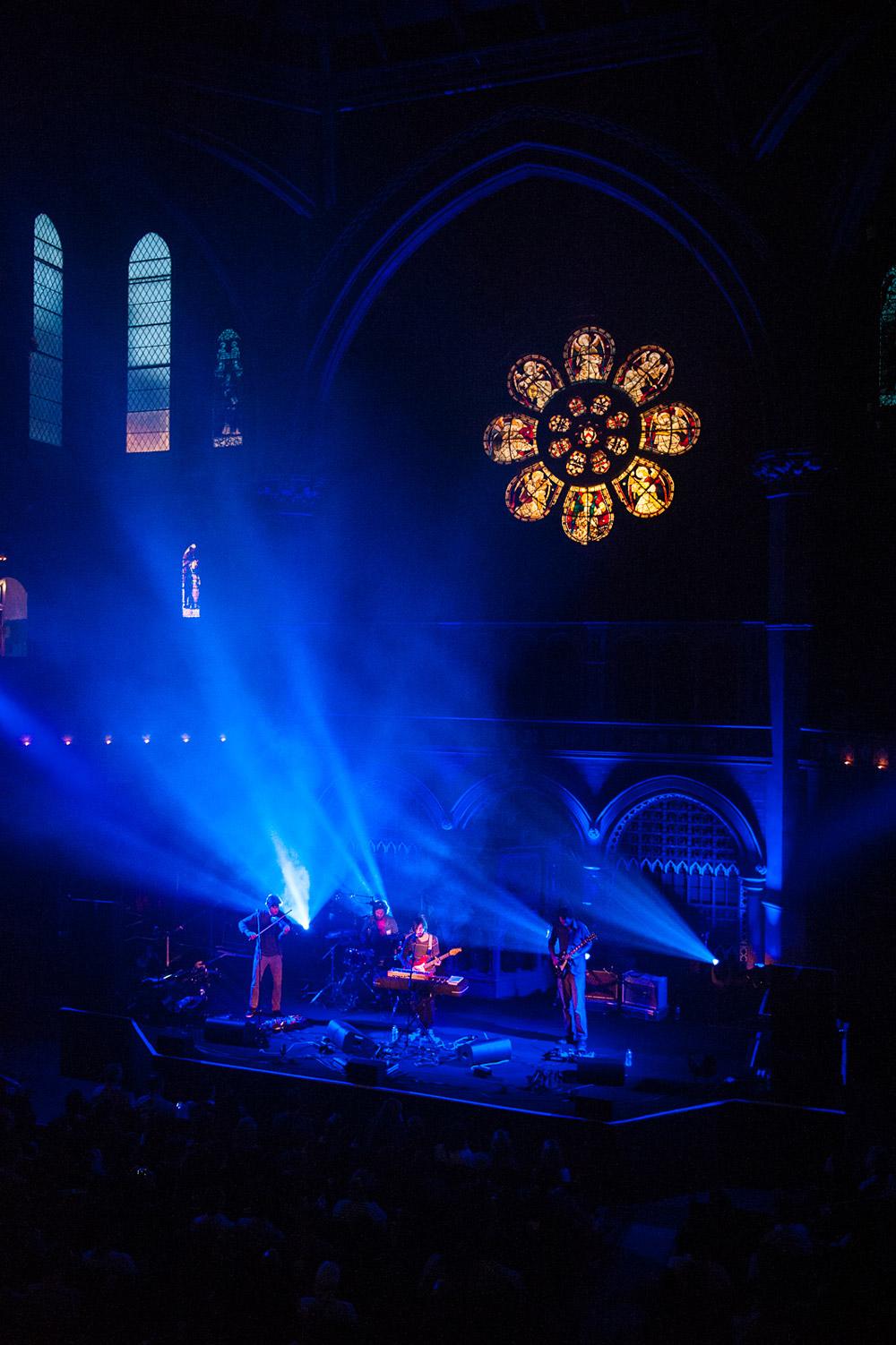 Mutual Benefit @ Union Chapel, London 23/05/14