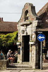The Old Bell Pub, Rye