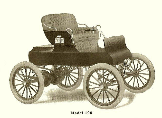 1904 National  Electrobile Special