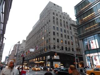 Image of Bloomingdale's. newyork