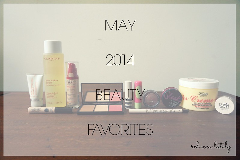 May Favorites 2
