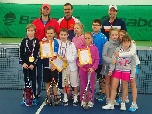 теннисный турнир Теннис 10S третий этап