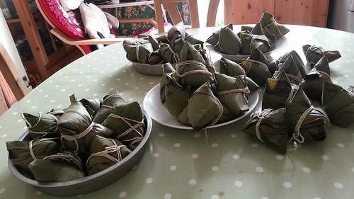 dragonboat dumplings