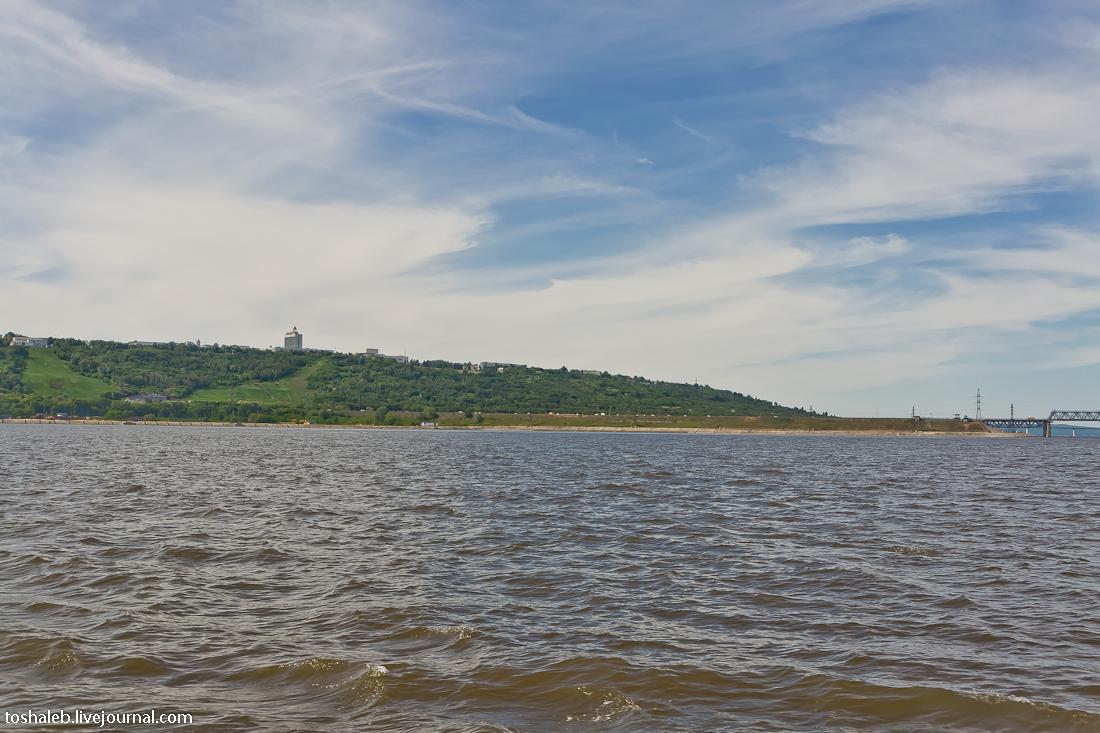 Куйбышевское водохранилище-38