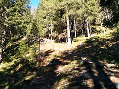 Aufstieg Wolfskofel, Tauferer Ahrntal