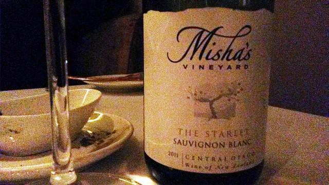 Misha's Sauvignon Blanc