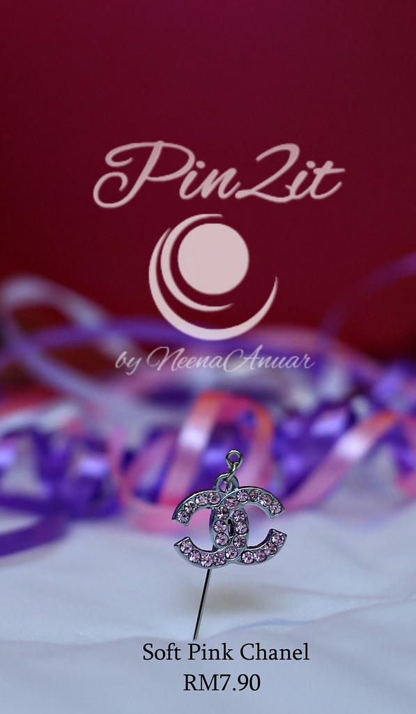 Soft Pink Chanel 7705