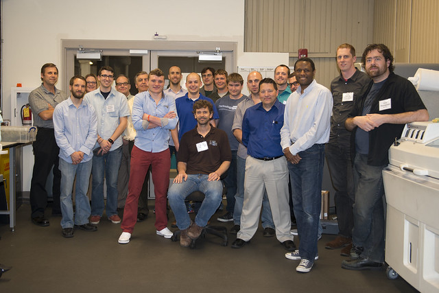 Additive Manufacturing Course Attendees