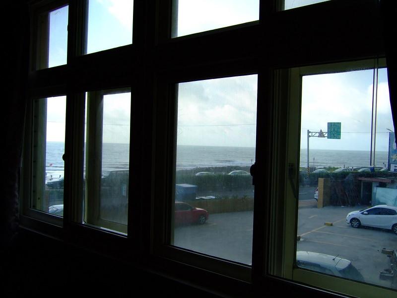 白沙灣民宿_房間可看到海