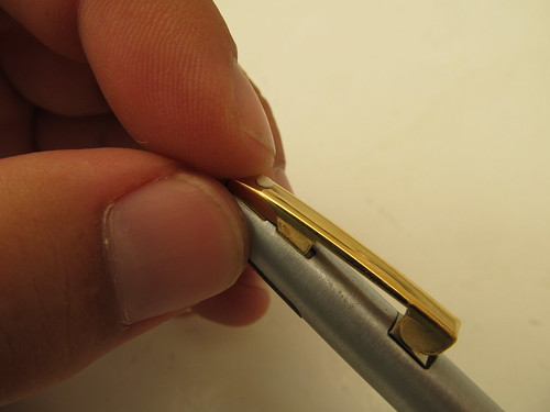 Sheaffer Reminder 444 Clip, tip is retracted