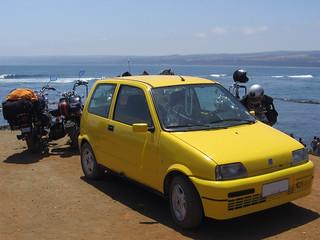 Fiat Cinquecento 1.1i Sporting 1997