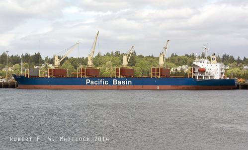 Sun Ruby Log Ship