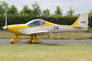 D-MEXY - FK Lightplane FK-14 Polaris