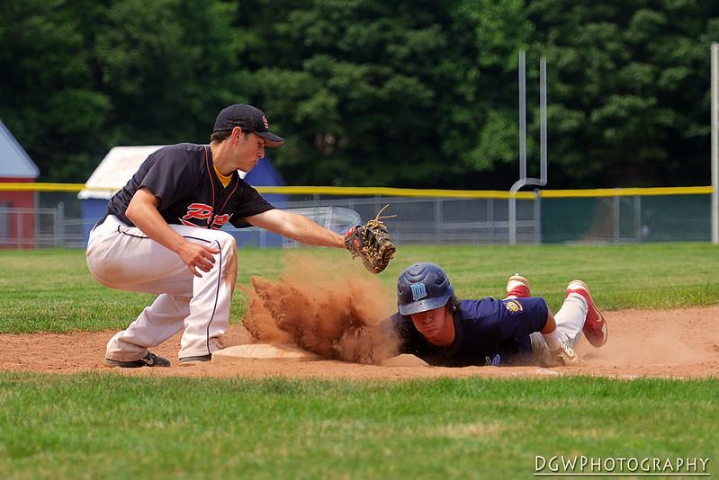 Milford vs. Orange American Legion Baseball - Game 2