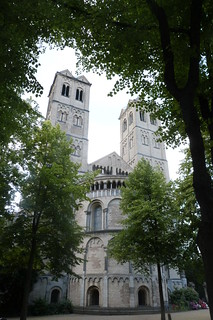 St Gereon, Cologne