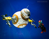 BB-8 : Deep Sea Diving Droid.