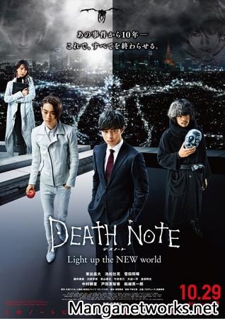 30518995365 cf4ff6e01d o Death Note Light up the NEW world vừa tung clip có sự góp mặt của Yūki và Ryuk