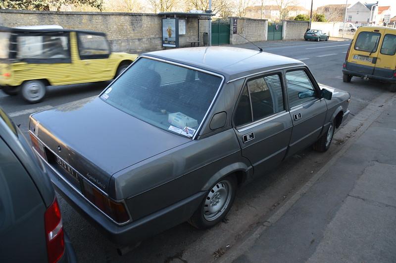 Fiat Argenta 1983
