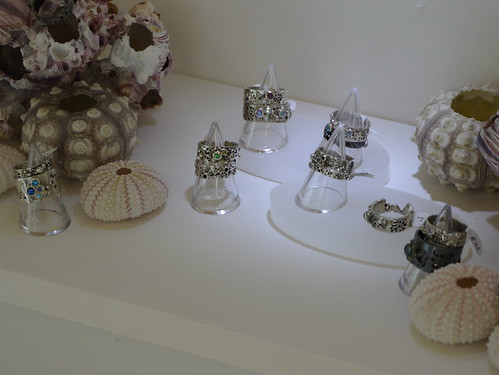 North Glasgow College Jewellery Degree Show 2013 -  Robyn Cameron - 4