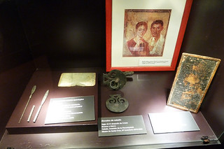 صورة Museo de Santa Cruz قرب توليدو. roma toledo museo tabula romaenespaña tabulacerata