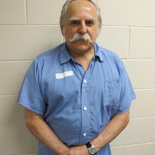 Alfred Saunders, hospice volunteer