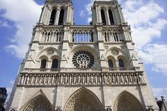 Paris Notre-Dame cathedral