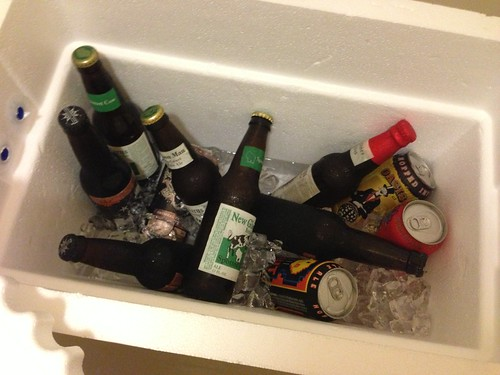 Wisconsin Beer Cooler