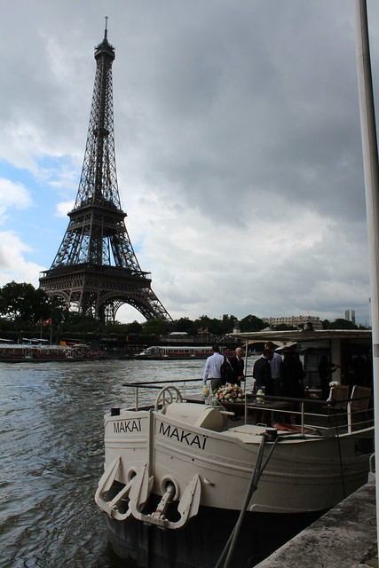 Eiffel Tower and the Makai