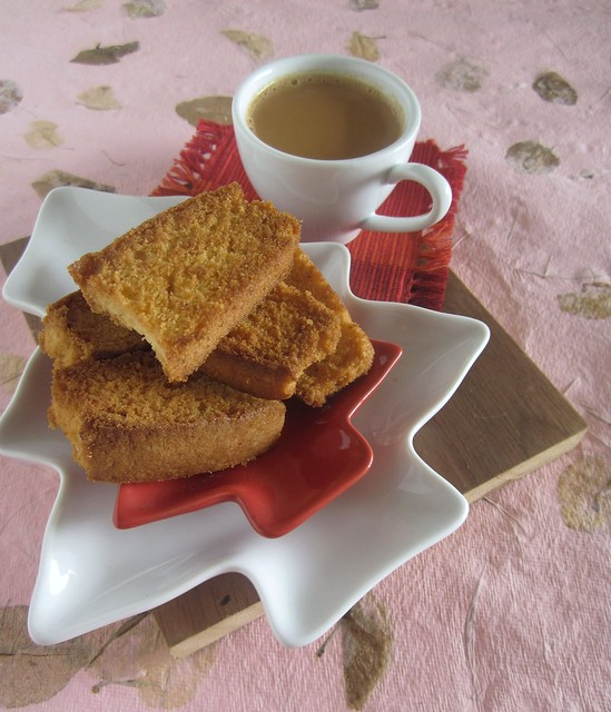 Indian Style Tea Biscuits