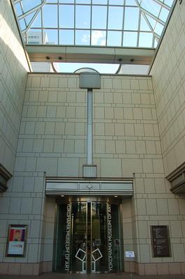 横浜美術館2
