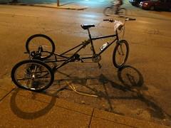 Cool Trike on Newstead