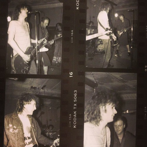 Replacements at Maxwells circa 84?  Photos by me. I really gotta buy a negative scanner.