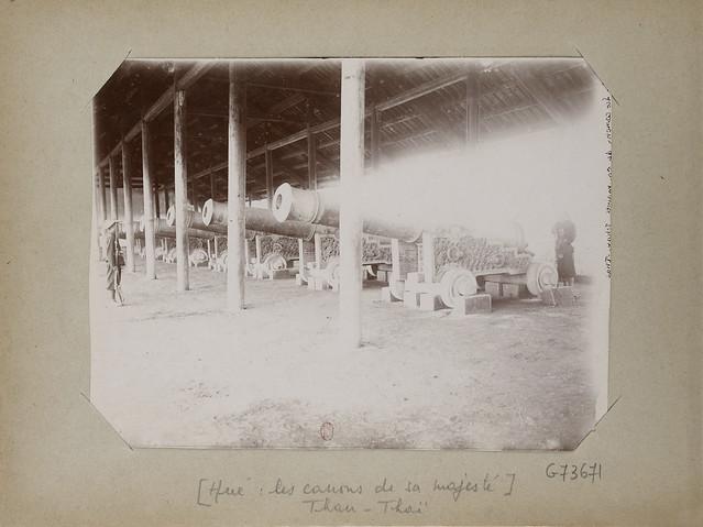 Hue (1896-1900) – les canons de la majesté Thanh-Thai