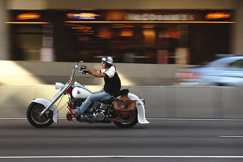 Harley Davidson, Admiralty, Hong Kong