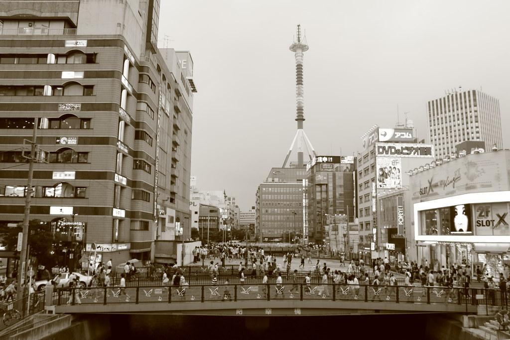 Yokohama 70D Creative Filter Style