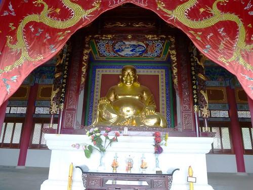 Yunnan13-Dali-6. Salle du Matreya (3)