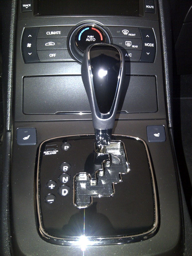 Here are some pictures of my installation of a genesis sedan a t shift knob on my gc