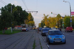 Moscow tram 71-608K 4159 2013-08-22