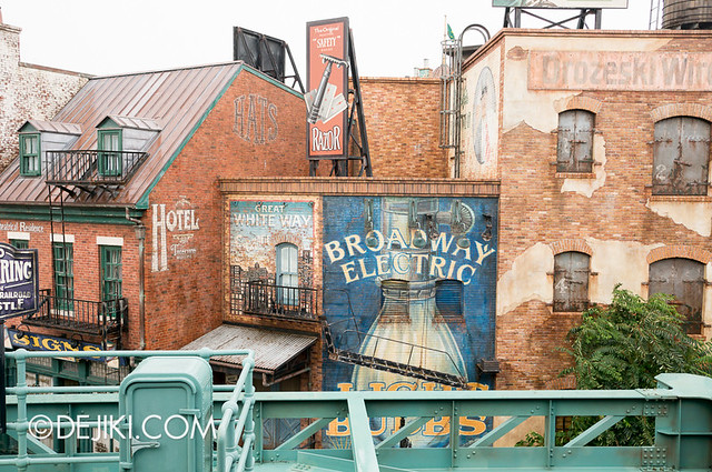 American Waterfront - Disneysea Electric Railway - Declancey Street view 4