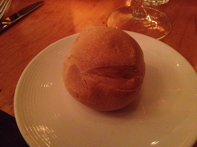 Dinner roll - Cafe Renzo